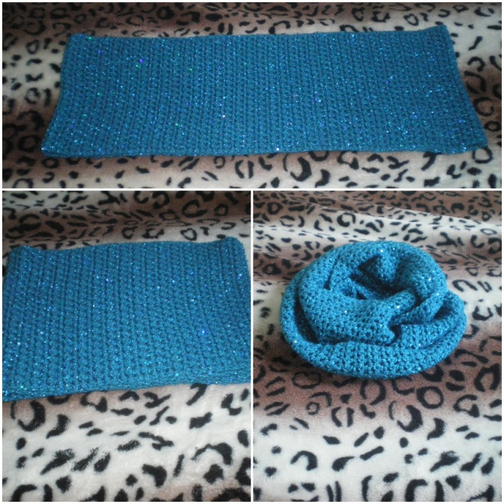 Crocheted Scarves picture no. 3