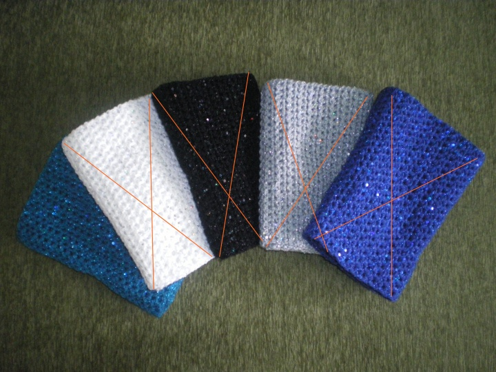 Crocheted Scarves picture no. 2