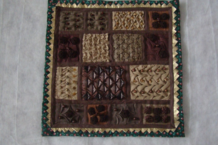 "Patchwork for home "" chocolate Kauno asorti"""