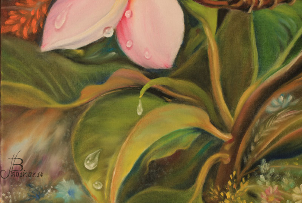 Freshness, 70x50cm        picture no. 3