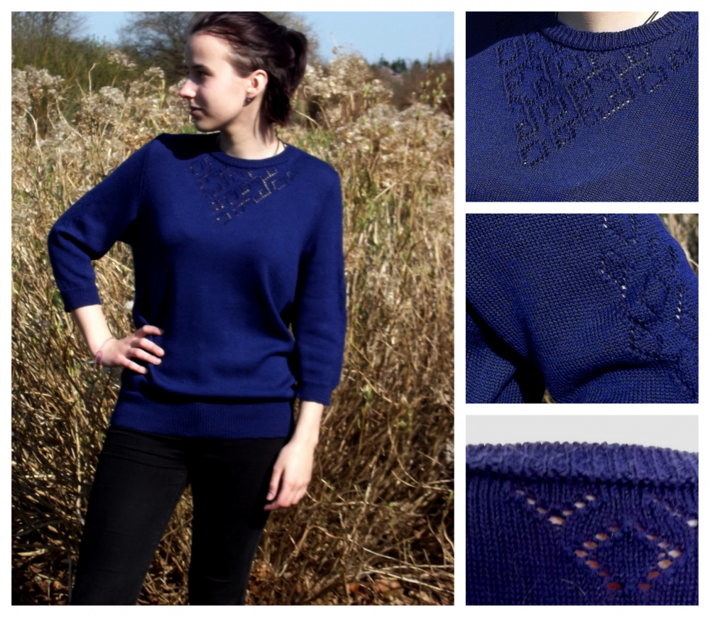 "Tunic ""Royal Blue"" picture no. 2"