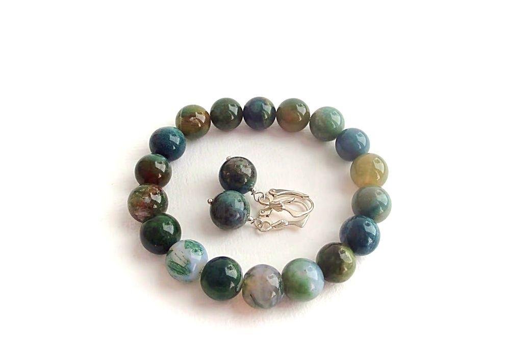 Moss Agate complect picture no. 2