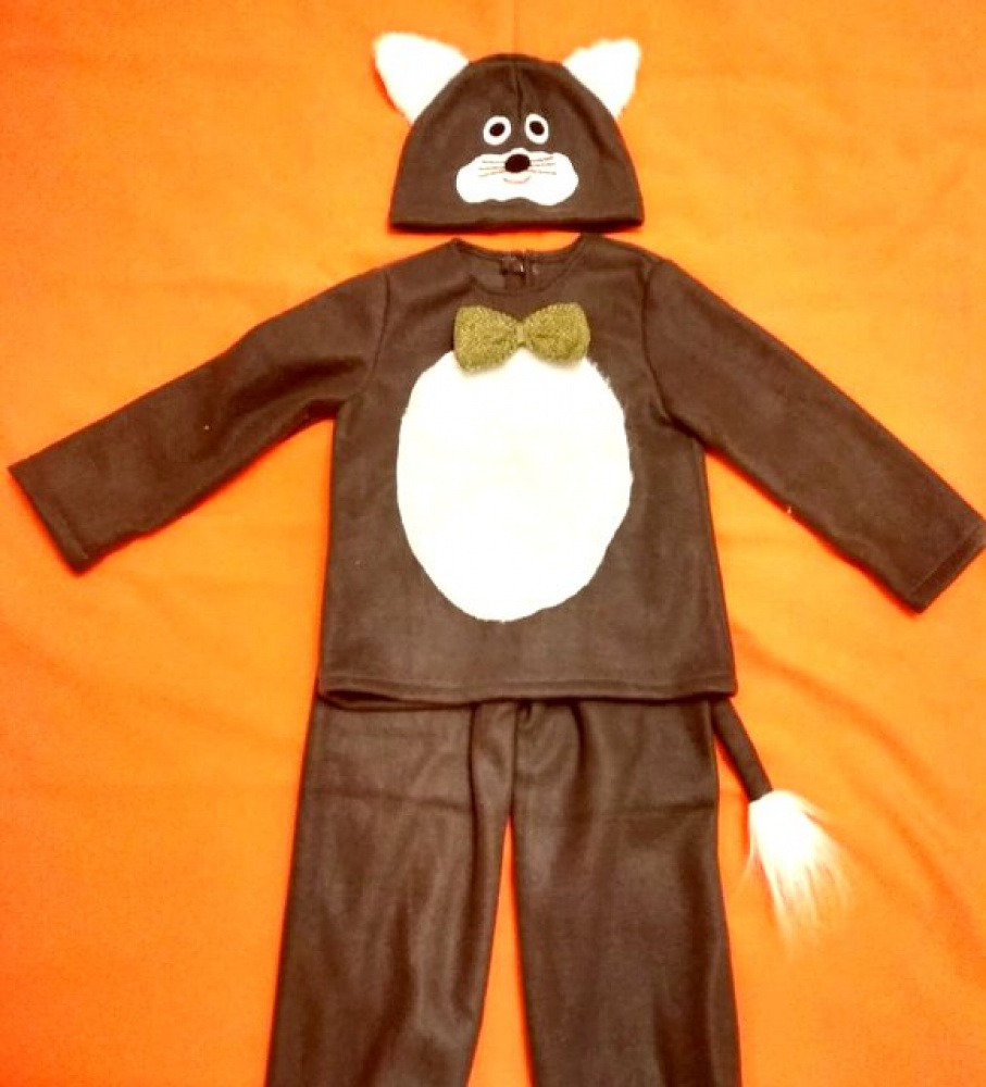 cats carnival costume for kids