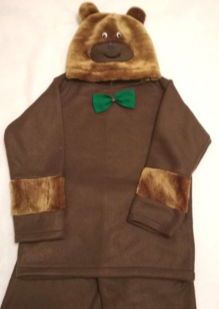 Bear Carnival Costume for Children picture no. 2