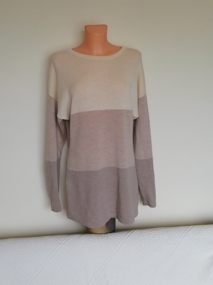 "Tunic ""Cappuccino Coffee"""