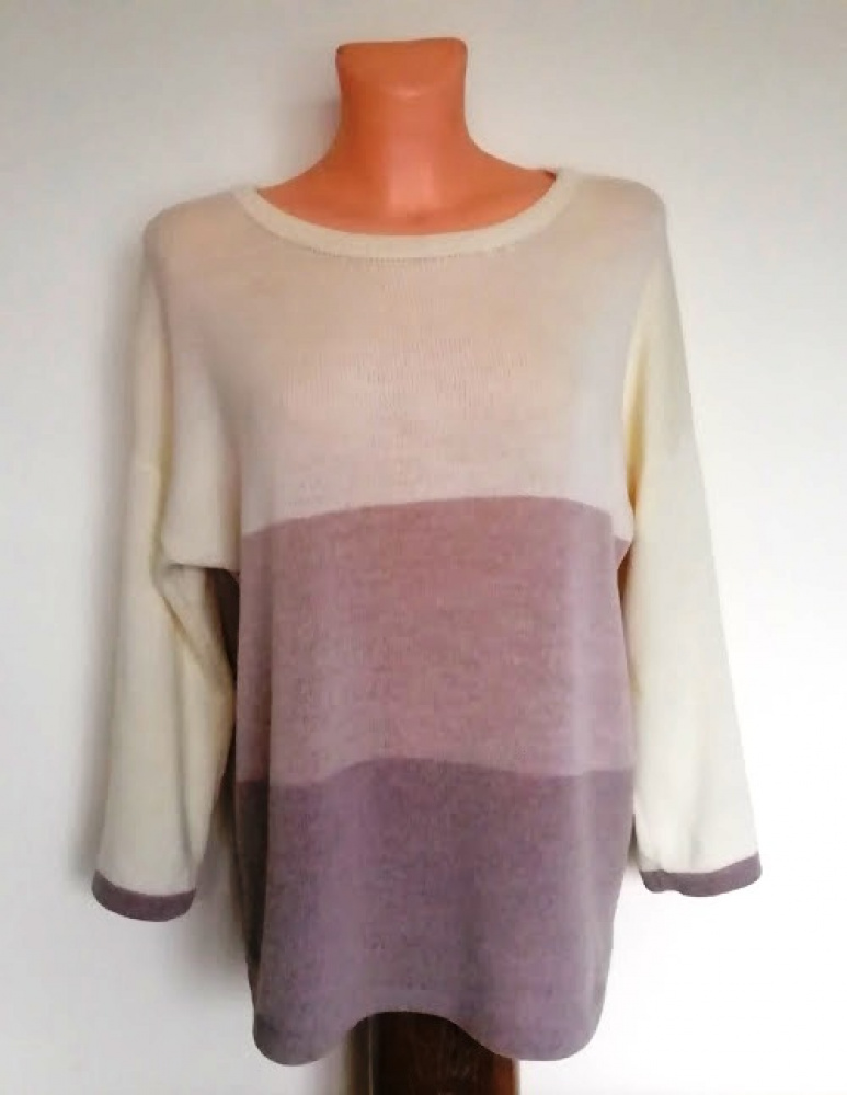 "Blouse ""Cappuccino Coffee"""