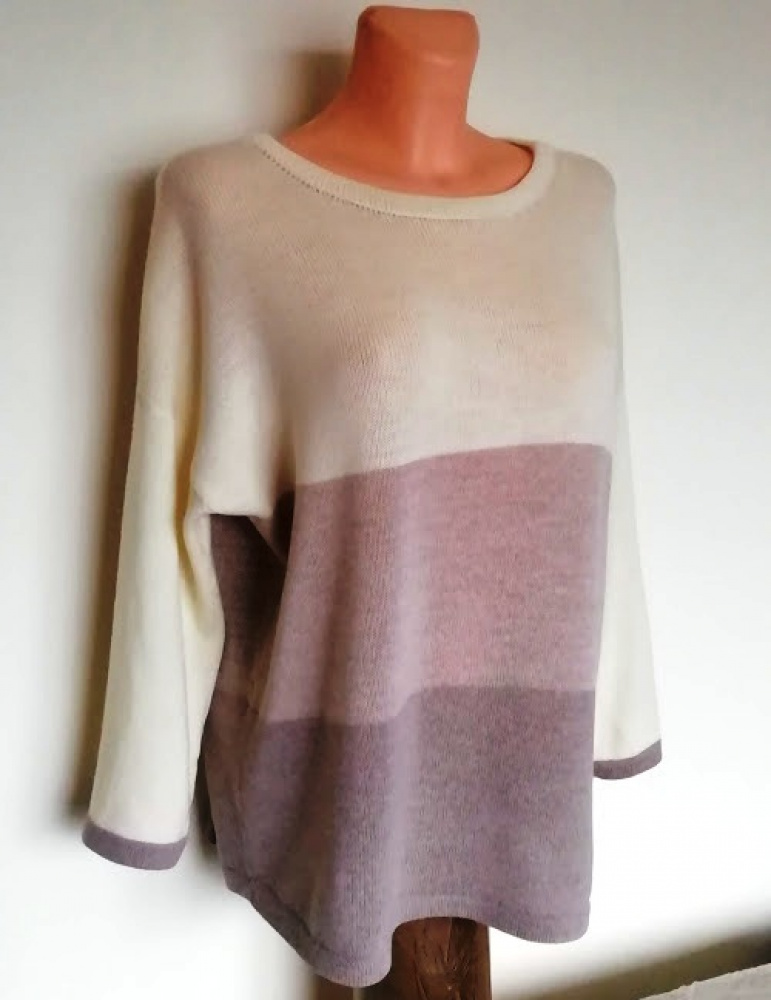 "Blouse ""Cappuccino Coffee"" picture no. 2"