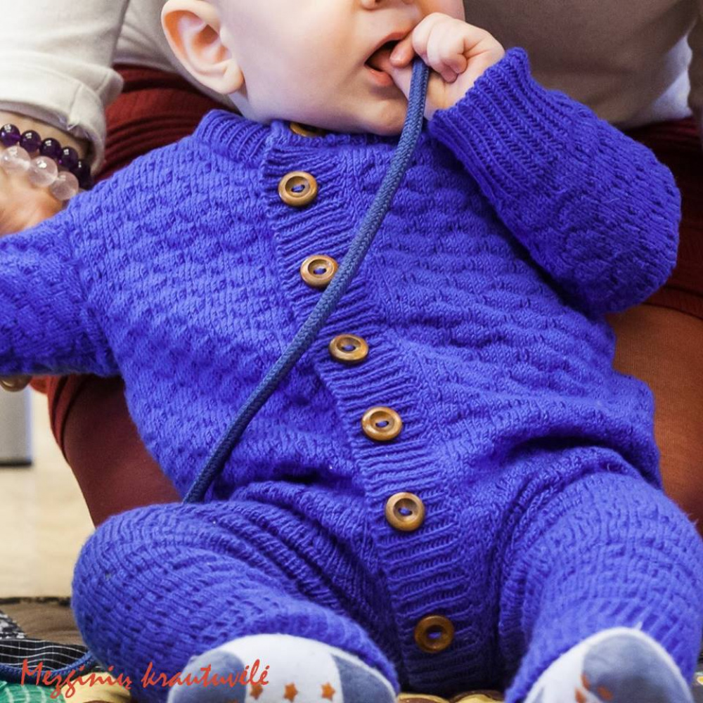 Combenizone for children under 1 Drops Baby Merino thread