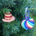 The Snail and the Rainbow - Knittings for interior - knitwork