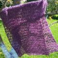 lilac country - Wraps & cloaks - needlework