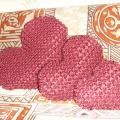 "Decorative Pillows "" Hearts "" - Pillows - sewing"