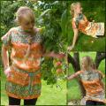 Autumn tunic - Blouses & jackets - sewing