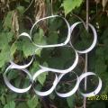 a bunch of grapes - Outdoor decorations - making