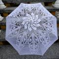 crocheted umbrella - Lace - needlework