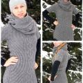 Gray set - Other knitwear - knitwork