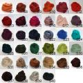Wool tops - Wool & felting accessories - felting