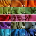MEASURED COLOURED chiffon 3.5mm. - Wool & felting accessories - felting