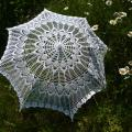 Gorgeous stroller - Lace - needlework