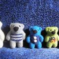 Teddy Bear Company - Dolls & toys - felting