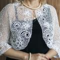 Bolero festive - Other clothing - needlework