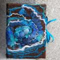 Book of Secrets - Notebooks - felting