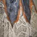 Lace heat - Dresses - felting
