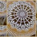 Lace table .... - Tablecloths & napkins - needlework