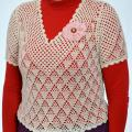 Blouse - Blouses & jackets - knitwork