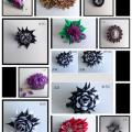 Accessories to hair - Accessory - making