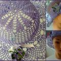 Hat 1-1.5 m panelyte. - Hats  - needlework