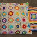 From grandmothers chest - Pillows - needlework