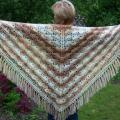 a large shawl-robe - Wraps & cloaks - needlework