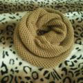 Knitted scarf + hood - Scarves & shawls - knitwork