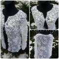 ... spurgiukai ... bubbles ... - Blouses & jackets - knitwork