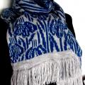 Scarf - Angelo lily - Scarves & shawls - knitwork