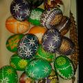 2015 Easter eggs - Easter eggs - making