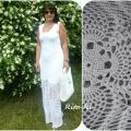 Cotton dress - Dresses - needlework