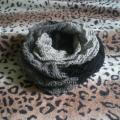 Knitted scarf - Scarves & shawls - knitwork