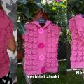 Baby crocheted vest - Sweaters & jackets - needlework