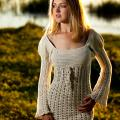Cotton dress. - Dresses - needlework