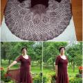 Lace dress - Dresses - knitwork