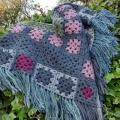 SPRING came waking nature - Wraps & cloaks - needlework