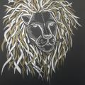 picture lion - Pictures - drawing