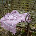 Hand-knitted baby blanket - Rugs & blankets - knitwork