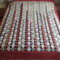 Mom's bedspread - For interior - sewing