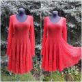 Lace dress 'Carmen' - Dresses - knitwork