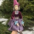 Collectible doll Berta - Dolls & toys - making