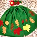 Autumn Carnival Costumefor kids - Other clothing - sewing