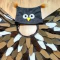 "Owl Carnival Costume ""Mom Owl"" - Other clothing - sewing"