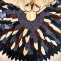 Bird, sparrow fancy dress for kids - Other clothing - sewing